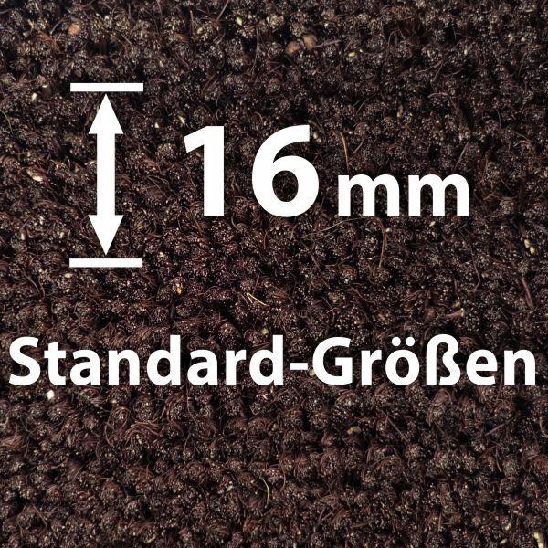 braun 16 mm standard gr en kokosmatten von. Black Bedroom Furniture Sets. Home Design Ideas